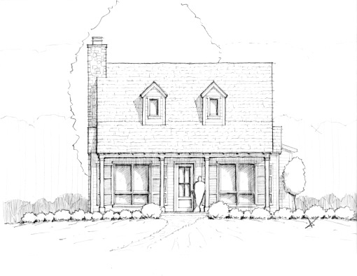 A Speculation Home Odyssey Design Studios Llc